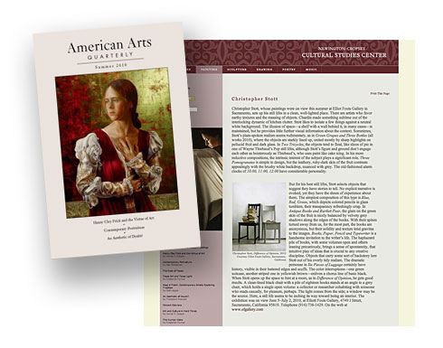 American Arts Quarterly