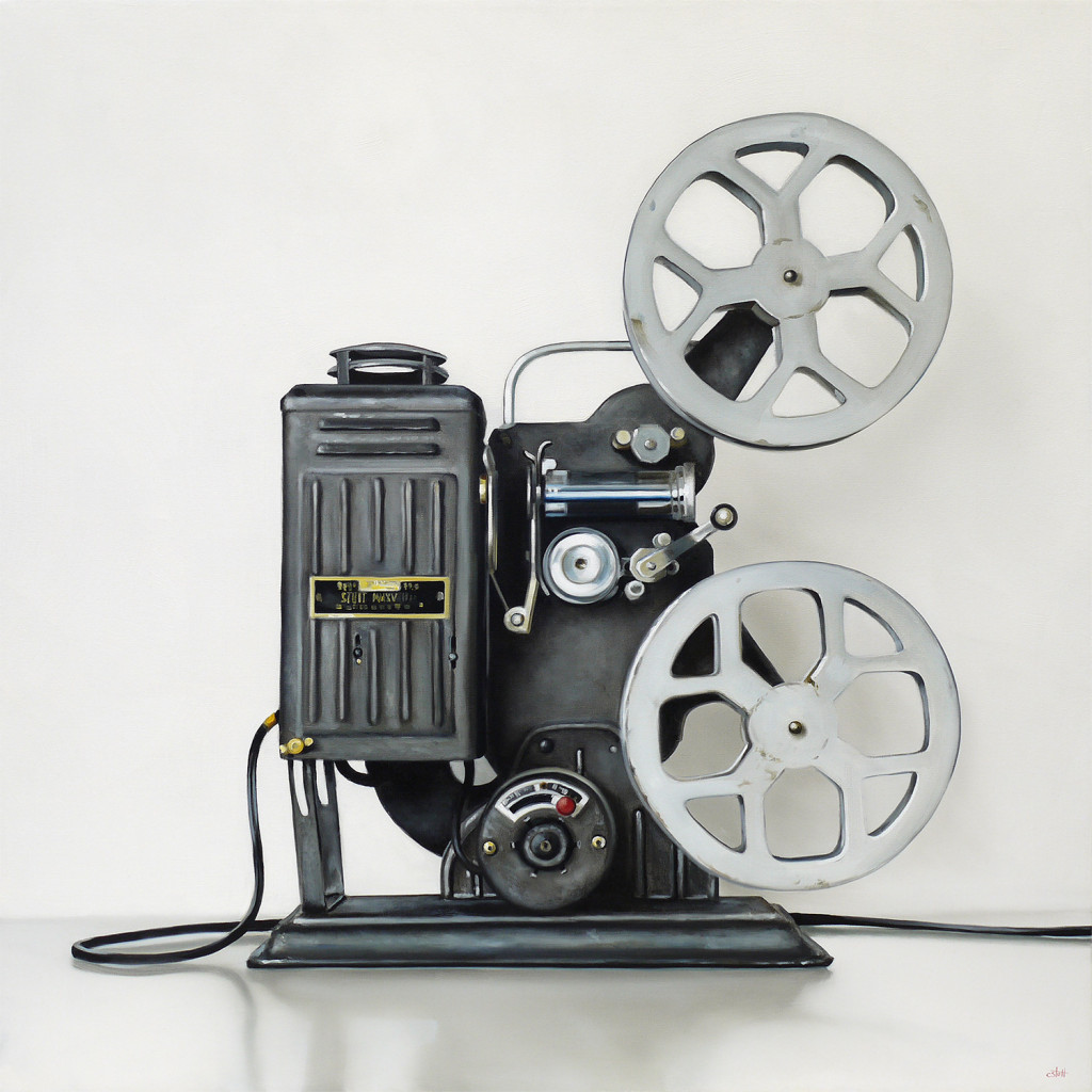 film projectors projector canvas oil